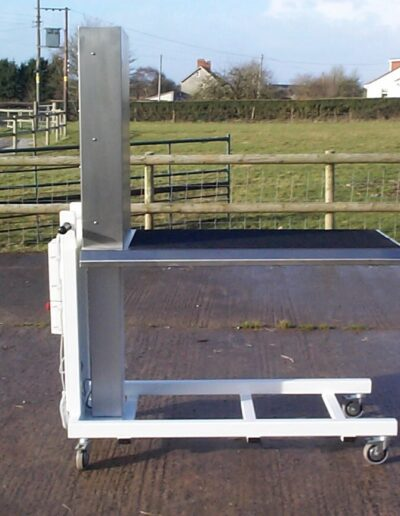 Veterinary Lifting Table Aller Engineering