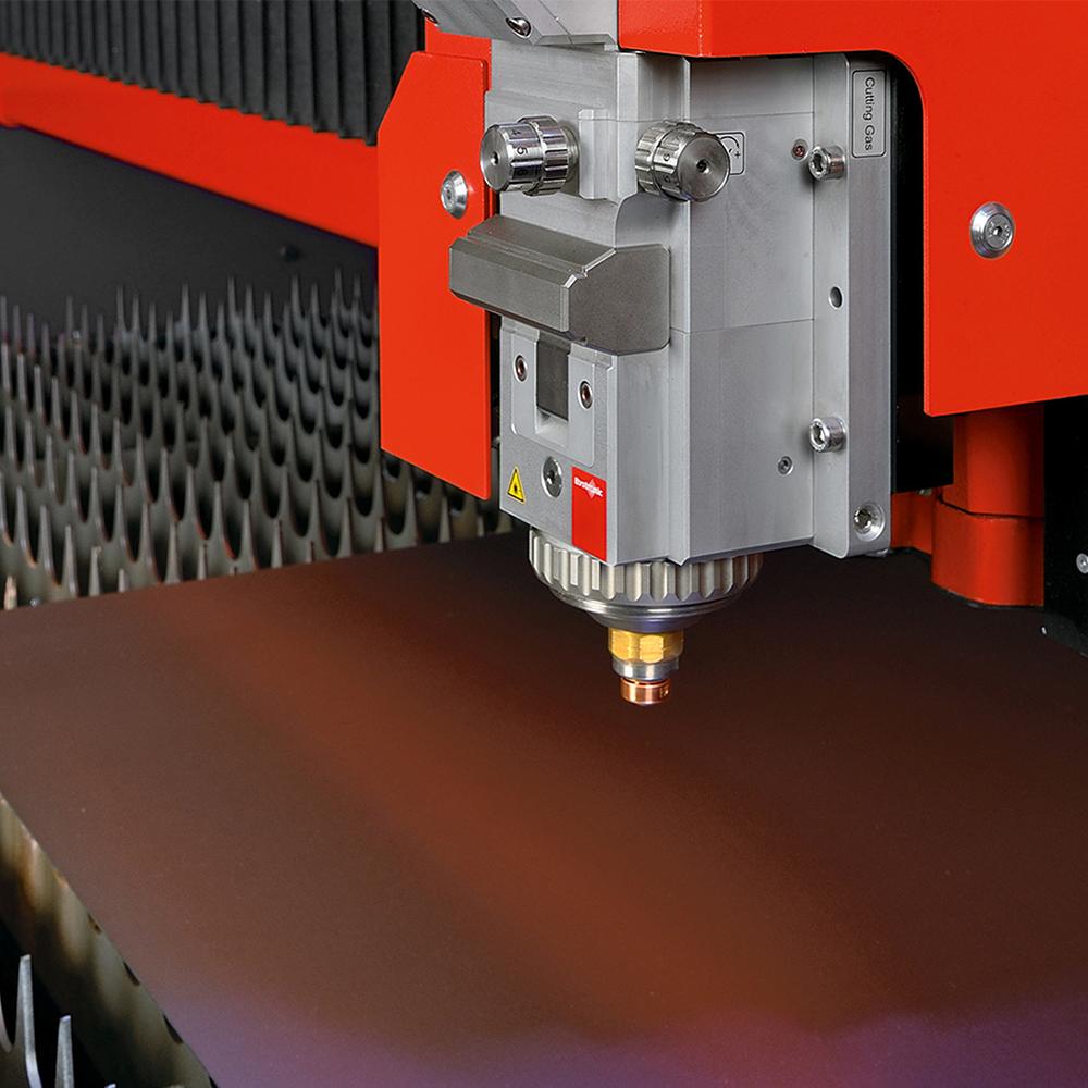 Laser Cutting Machine Aller Engineering