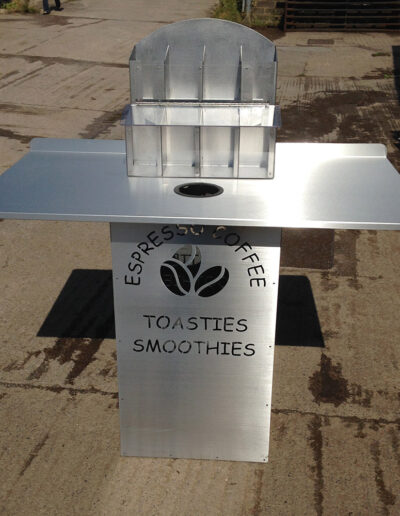 Coffee Exhibition Stand Aller Engineering