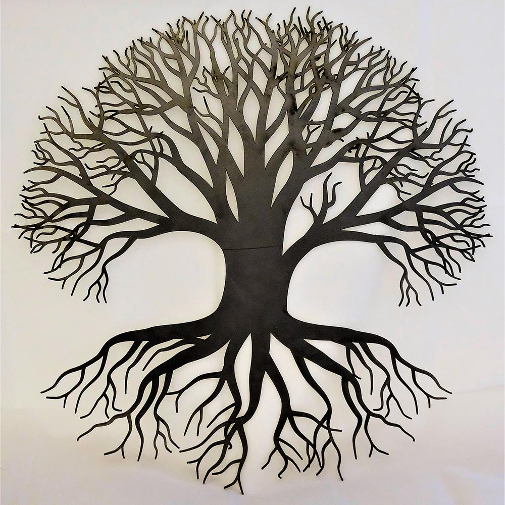 Laser Cut Tree Aller Engineering