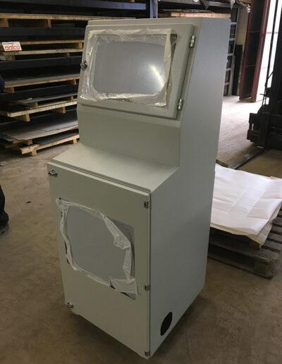 Electrical Box Aller Enginneering Taunton Somerset