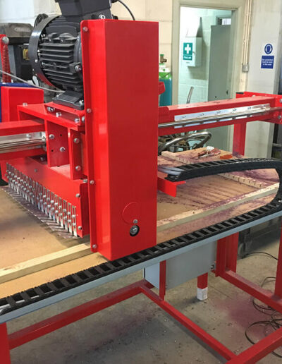 Machine Fabrication Aller Engineering