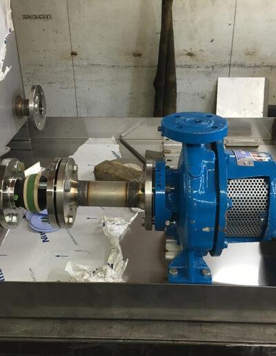 Hydraulic Pump Box by Aller Engineering